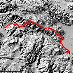 Map of Palomar Mt x2!