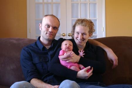 Stephen, Seren, and Melisssa
