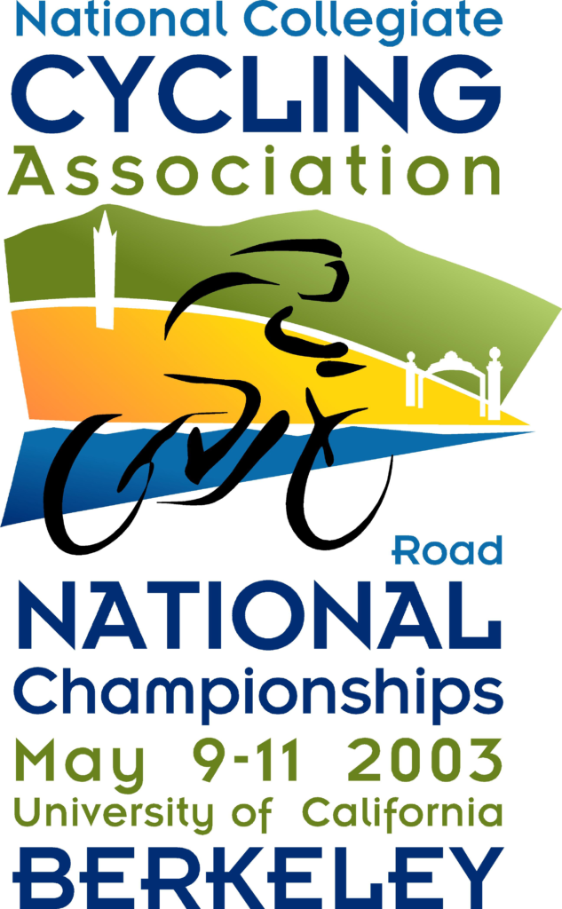 2003 Collegiate Road Nationals Logo